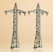 Auhagen 42630 High Tension Masts Modelling Kit