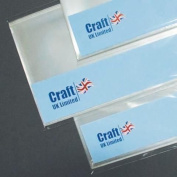 18cm x 18cm Pack of 50 Clear Cellophane bags