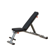 Body Solid Assembled Folding Fid Bench