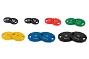 Kroon - Rubber Olympic Plate Set 50mm