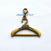 Hanger Zipper Pull, Perfect for Necklaces, Bracelets , keychain and earrings Charm planner charm Hanger handmade Jewellery