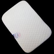 Bluemoon Bedding® Microfibre Hypoallergenic Crib Mattress 5cm Thick