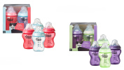 Tommee Tippee Colour My World 4 x 260ml Bottles