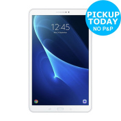 for Samsung Tab A 26cm Hd 16gb Wifi Android Tablet - White - From Argos