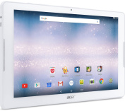 Acer Iconia One 26cm 16gb Tablet & roid 6.0 Bluetooth 4.0 & 5mp Camera White