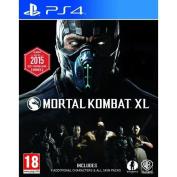 Mortal Kombat Xl Ps4 Game -