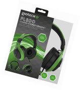 Gioteck Fl200 Wired Stereo Headset - Green (ps4/xbox One/mac/pc/pla