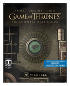 Game Of Thrones - Season 1 Limited Edition Steelbook With Collectible Magnet