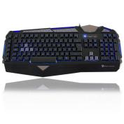 Aerocool Tk25 Thunder X3 Programable Gaming Keyboard With 3 Colour Led Lights