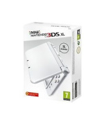 The New 3ds Xl Pearl White Console (3ds) Free Uk Shipping