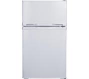 Essentials Cuc50w15 Fridge Freezer White 85 Litres A+ Energy Rating 42 Db