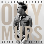 Olly Murs : Never Been Better Cd ***new***