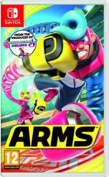 Nintendo Switch-arms - Switch (uk Import) Game New