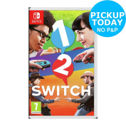 1-2 Switch Nintendo Switch Game. From The Official Argos Shop On