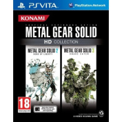 Metal Gear Solid Hd Collection Game Ps Vita -