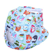 Aibearty Baby Adjustable Reusable Nappy Covers Pocket Nappies For Boys and Girls