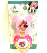 Adorable Pink Minnie Pacifier 2 pack