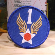 USAF (United States Air Force) 001ST Patch 3