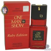 Jacques Bogart One Man Show Ruby Edition 100ml_3.33oz Men Eau De Toilette Spray