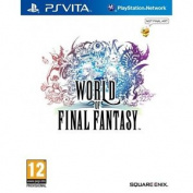 World Of Final Fantasy Ps Vita Game -