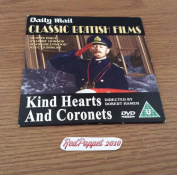 Kind Hearts And Coronets - Dennis Price, Valerie Hobson - Daily Mail Promo Dvd.