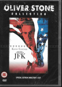 Jfk:kevin Costner, Brian Doyle-murray, Joe Pesci (drama Dvd,2005,2-dis