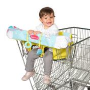 Badabulle Baby / Toddler / Child Shopping Supermarket Trolley / Kart Cover