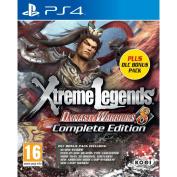 Dynasty Warriors 8 Xtreme Legends Complete Edition Dlc Bonus Pack Ps4 Game - ...