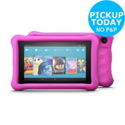 Amazon Fire 7 Kids Edition 18cm 16gb Tablet - Pink. The Official Argos Store