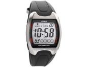 Lorus Mens Resin Strap Quartz R2327cx9 Lcd Chronograph Alarm Black Wrist Watch