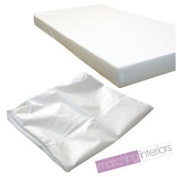 Waterproof Baby Cot Bed Mattress Breathable Thick 140 X 70 X 13cm Cover Only