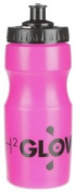 H2glow Cycling Bike Sport Hydration Drinks Water Bottle Pink 550ml