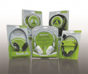 Soundlab Stereo Headphone Headset Lightweight Pads 3.5mm Jack