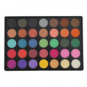 u KARA Beauty Professional Makeup Palette ES01-35 colour Bright & Matte Eyeshadow