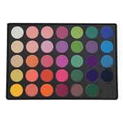 u KARA Beauty Professional Makeup Palette ES02-35 colour Bright & Matte Eyeshadow