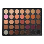 u KARA Beauty Professional Makeup Palette ES03 - 35 colour Natural Matte Eyeshadow