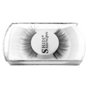 Cross Handmade Fur False Lashes Glamour Charming Thick Eyelashes Makeup by PSFS