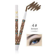 Eyeshadow , Hunzed Pro Highlighter Makeup Eyeshadow Pencil Cosmetic Glitter Eye Shadow Pen Beauty Makeup