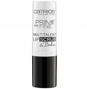 Catrice Cosmetics Prime And Fine Multitalent Lip Scrub And Balm A Lot Of Apricot 010