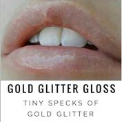 Gold Glitter Gloss LipSense by SeneGence