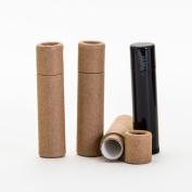 30ml Kraft Paperboard Lip Balm/Salve/Cosmetic/Lotion Tubes x50