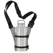 Chico Bag Deluxe Bottle Sling Grey Black 530ml-1890ml