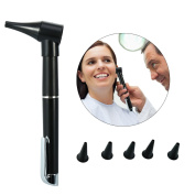 LED Penlight Otoscope Adult Child Professional Home Ear Care Magnifying Lens Flashlight Light Pen