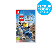 Lego City Undercover Switch Game. From The Official Argos Shop On
