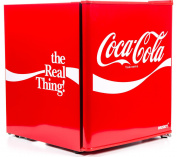 Husky Coca Cola Hus-el207 Mini Fridge Red