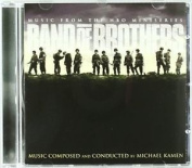 Band Of Brothers Original Motion Picture Soundtrack [cd]