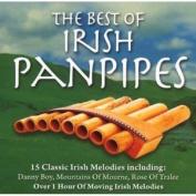 The Best Of Irish Panpipes Various Artists Audio Cd
