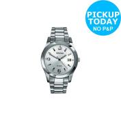Sekonda Men's Quartz Stainless Steel Watch Water Resistant : Argos Shop On