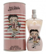 Jean Paul Gaultier Classique Eau Fraiche Betty Boop Edition Eau De Toilette 100m