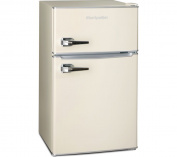 Montpellier Mab2030c Undercounter Fridge Freezer Manual Defrost Cream